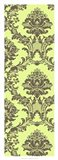 Vivid Damask In Green II