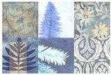 Blue Textures II