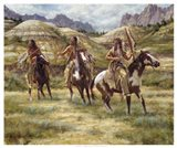 Warriors of the Badlands