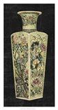 Aged Porcelain Vase I