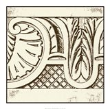 Sepia Detail I