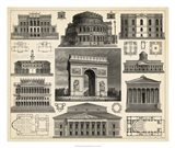 Antique City Plan IV