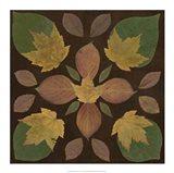 Kaleidoscope Leaves II