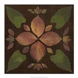 Kaleidoscope Leaves III