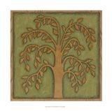 Arbor Woodcut II
