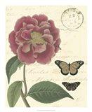 Vintage Floral III