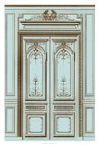 French Salon Doors I
