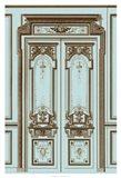 French Salon Doors II