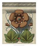 Floral Detail I