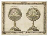 Terrestrial & Celestial Globes
