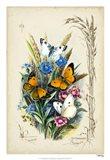Victorian Butterfly Garden I