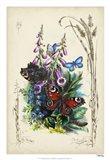 Victorian Butterfly Garden VI