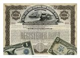 Antique Stock Certificate I