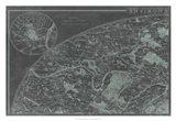 Map of Paris Grid I