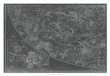 Map of Paris Grid III