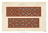 Graphic Fretwork II