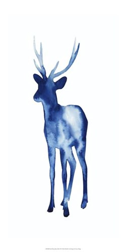Ink Drop Rusa Deer II Poster by Grace Popp for $27.50 CAD