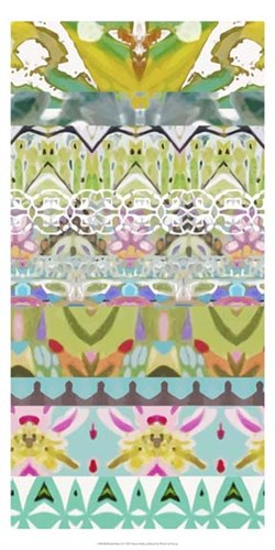 Border Boho II Poster by Karen Fields for $21.25 CAD
