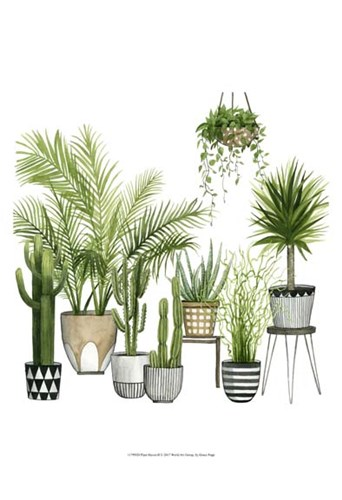 Plant Haven II Poster by Grace Popp for $21.25 CAD