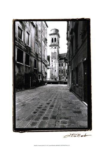 A Venetian Stroll VI Poster by Laura Denardo for $21.25 CAD
