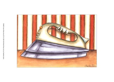 Acme Delux Iron (PT) Poster by Chariklia Zarris for $13.75 CAD