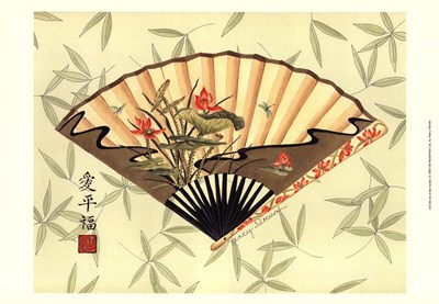 Art of the Geisha I Poster by Nancy Slocum for $21.25 CAD