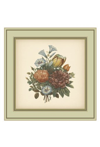 Tuscany Bouquet (P) VI Poster by Vision studio for $21.25 CAD