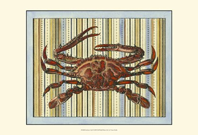Seashore Crab Poster by Vision Studio for $21.25 CAD