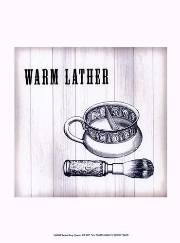 Barber Shop Quartet I Poster by Jarman Fagalde for $13.75 CAD