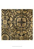 Golden Damask I