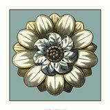 Floral Medallion I