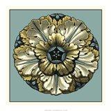 Floral Medallion V