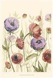 Jeweltoned Blossoms II