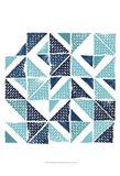 Beryl Block Print I