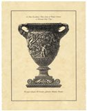 Vintage Harvest Urn II - Vaso Antico