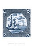 Delft Tile VI