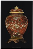 Red Porcelain Vase (P) II