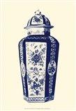 Manor Porcelain In Blue IV