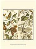 Small Botanical Quadrant II (P)