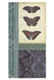 Butterfly Brocade I