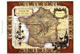 Medium Wine Map (H) II