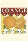 Orange Ya Glad (Pp)