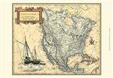 N.America Map