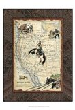 Western States Map