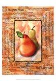 Blushing Pears