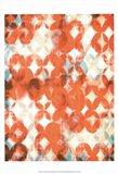 Overlapping Teal & Orange II