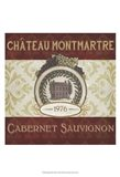 Burgundy Wine Labels II