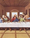Last Supper - Detail