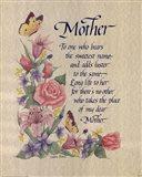 Mother Tribute Poem