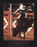 Courage - Bull Rider